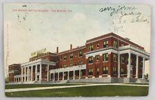 c1908 Postcard San Marcos Baptist Academy San Marcos Texas TX PC