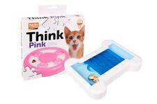 """Gioco interattivo per cani """"Think Tubes"""" con ventose e difficoltà diverse (1-5)"""