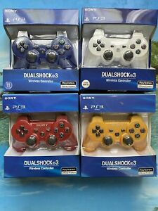 PS3 Wireless GamePad Controller Controller PlayStation 3 DualShock 3 SixAxis New