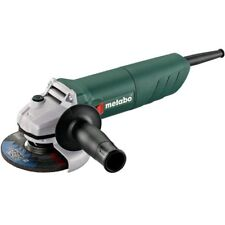 """Metabo W 750-115 115mm (4 1/2"""") Angle Grinder - 110 Volt 601230390"""