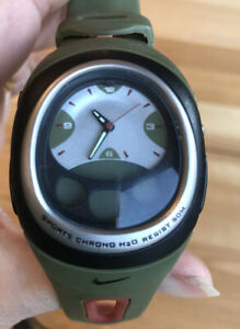 Nike Chrome Cross Training And Activity Tracker Water resistant 50M