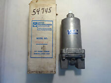 NEW IN BOX UNITED TECHNOLOGIES FLUID POWER SYSTEMS FPS TC68GA-12 FILTER
