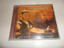 CD  Hans Zimmer, Lisa Gerrard - Gladiator - More Music From The Motion Picture