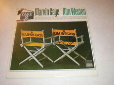 Marvin Gaye/Kim Weston LP Take 2 AUTOGRAPHED