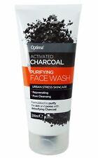 Optima activado Carbón purificador limpieza facial 200ml