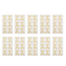 10x Wedding Party Gift Packing Bowknot Sealing Stickers DIY Craft Decoration