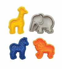 Mrs. Anderson's Baking Animal Cracker Cookie Cutters Set of 4 Free Shipping