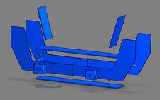 #18 MUSTANG II Front end PLANS Hot rod  Street rod  Blueprints  Front Suspension