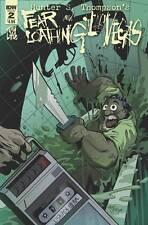HUNTER S. THOMPSON FEAR AND LOATHING IN LAS VEGAS COMIC BOOK #2 JUN 2016