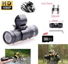 Sport Mini DV Waterproof Action Camera 1080P HD Video Camcorder W/Gun Clip +32GB