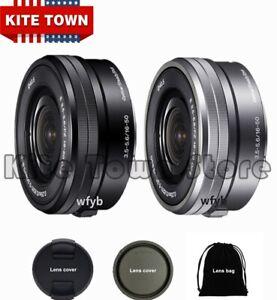 Sony E 16-50mm f/3.5-5.6 Power zoom black lens SELP1650 for Sony E-Mount Cameras