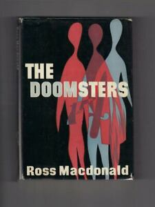 Kenneth Millar, Ross MacDonald / DOOMSTERS First Edition 1948