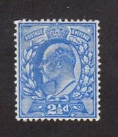 Great Britain stamp #131, MHOG, SCV $22.50