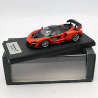1:43 Model Mclaren Senna Ayrton V8 Mira Orange 2018 Limited Edition