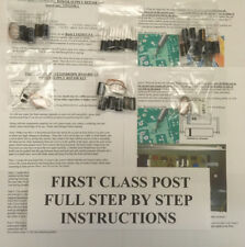 tkit12 Samsung LE46A558 P3F BN4400203A dead flashing led power supply repair kit