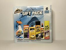 Armor All Complete Car Care Gift Pack, Car Wash, Car Detailing & Car CleaningKit