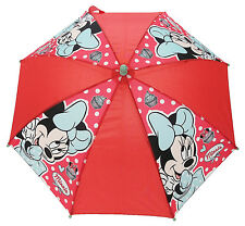 Disney Children's Character Umbrella - Minnie Mouse Dotty Day Out