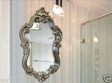 European Style Ellipse Shape 82*53Cm Abs Bathroom Wall Mirror Toilet Glass