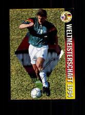 Stefan Kuntz  Deutschland Panini Card WM 1994 Original Signiert+ A 182341