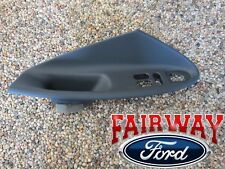 "01 thru 04 Mustang Coupe OEM Ford Door Window Switch Trim Panel ""Black"" DRIVER'S"