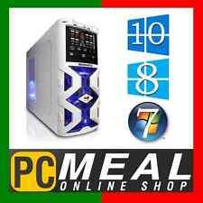 INTEL Core i5 7400 Max 3.5G GTX1060 3GB 1TB 8GB Gaming Computer Quad Desktop PC
