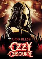GOD BLESS OZZY OSBOURNE - NTSC All Region DVD ( BLACK SABBATH ) *NEW*