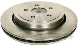 Disc Brake Rotor-Performance Plus Brake Rotor Rear Tru Star 491770