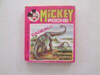 MICKEY POCHE N°52 ETAT BE/TBE