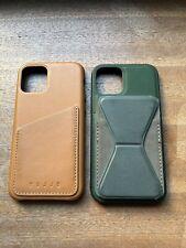iphone 11 pro leather case Bundle