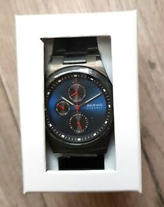 Bering ceramic 32339-782 watch. Not used.