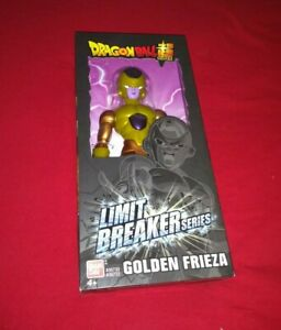 "Dragon Ball Z Super Limit Breaker Series Golden Frieza 12"" Figure FREE SHIPPING!"