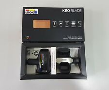 Look Keo Blade 08NM+12Nm Cycling Bicycle Road Clipless Pedal Black or White