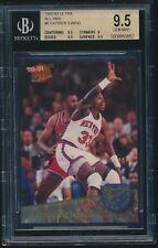 1992-93 Ultra All-NBA #8 Patrick Ewing BGS 9.5