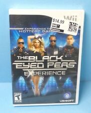 The Black Eyed Peas Experience - Nintendo Wii BRAND NEW FACTORY SEALED