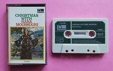 Cassette Nana Mouskouri – Christmas With Nana Mouskouri Holland Fontana 1972
