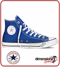 ALL STAR CONVERSE ALTE TG. 40 ALTE US 7 151168C SEASONAL ROADTRIP BLU AZZURRO