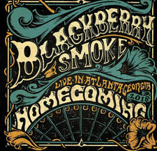 BLACKBERRY SMOKE HOMECOMING LIVE IN ATLANTA 2 CD Brand New Still Sealed