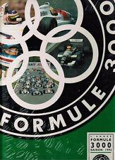 Formule 3000 : l'année formule 3000 saison 1992