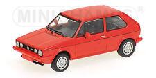 Véhicules miniatures rouges en édition limitée pour Volkswagen