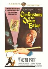 CONFESSIONS OF AN OPIUM EATER (AKA SOULS FOR SALE) Region Free DVD - Sealed