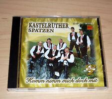 CD Album - Kastelruther Spatzen - Komm nimm mich doch mit - 2 CDs