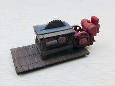 RTR - Gasoline Powered Table Saw O/On30 Scale Custom Designed Model RR Layout