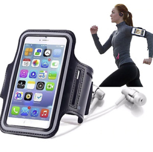 Waterproof Running Armband Holder Phone Touchscreen For iPhone XR 6 7 8 11 12Pro