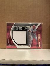 New listing 2021 Absolute Patches Albert Pujols Jumbo Game Worn Jersey Patch /99 ~ ANGELS