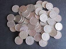 50 x 1 DM Münzen zum Sammeln oder für alte Automaten, Geldspielgeräte, Flipper