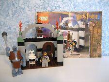 LEGO Harry Potter Set  TROLL ON THE LOOSE  #4712  *100%*  w/Instr  No box