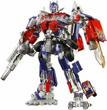 Transformers Revenge of the Fallen: Ra-24 Buster Optimus Prime Figure