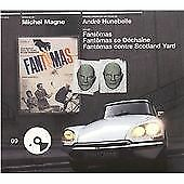 Michel Magne - Trilogy Fantômas (Soundtracks for the Films of Andre Hunebelle/Original Soundtrack, 2003)