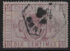 Trains, Railroads Decimal Used European Stamps