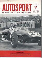 Autosport April 29th 1960 *East African Safari Rally & Pau Grand Prix*